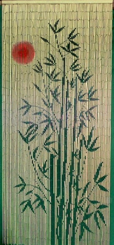 Bamboo Bush Bamboo Beads Curtain