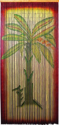 Banana Tree Bamboo Curtain