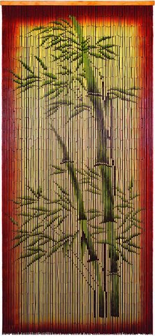 Bamboo Tree Bamboo Beads Curtain 5249