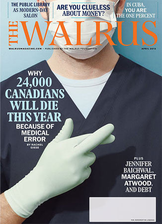 The Walrus, April 2012