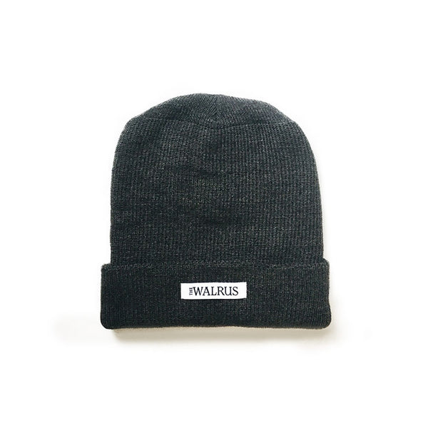 The Walrus Slate Merino Toque