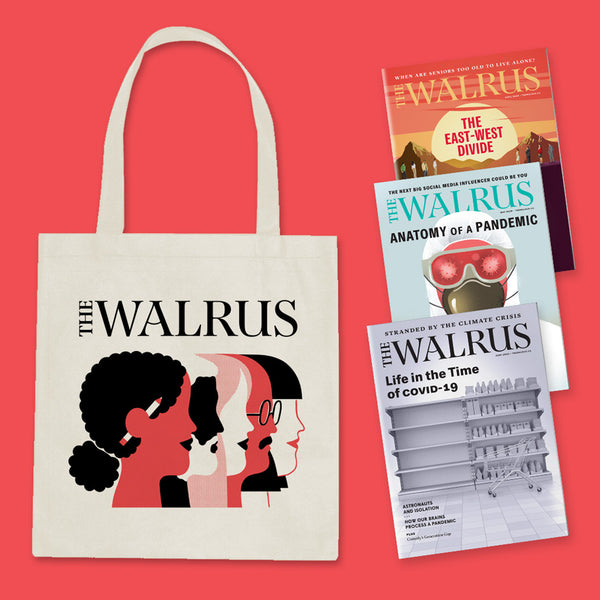 Word on the Street - Free Tote Bag With Subscription