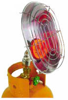 Gasmate Gas Heater with Piezo