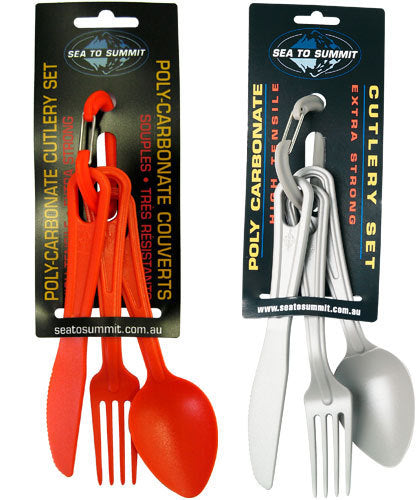 Sea to summit - Polycarbonate Cutlery Set