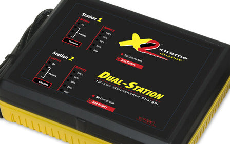 Xtreme Charge X2 Dual Station Battery Charger