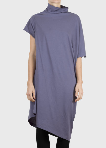 aspect tunic - dusty grey
