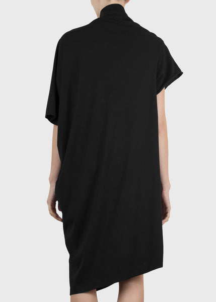 aspect tunic - black