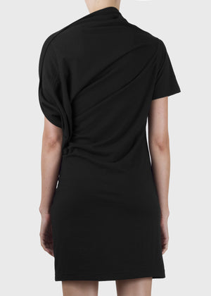 torch dress - black