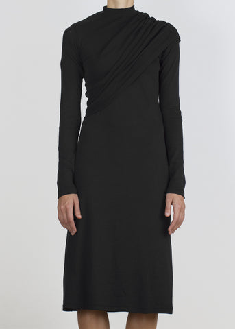 meld dress - black