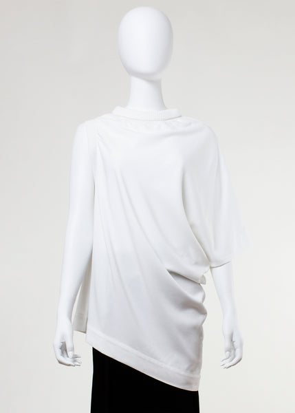 brace top - raw white