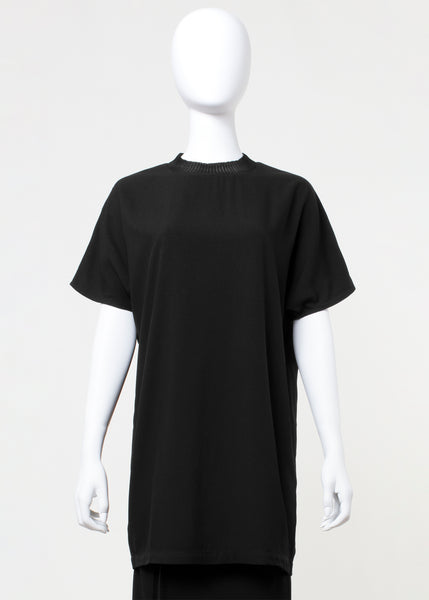 cortinar tunic - black