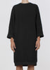 capital tunic - black