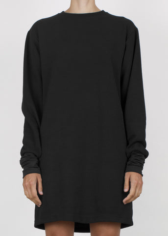 manacle sweatshirt - black