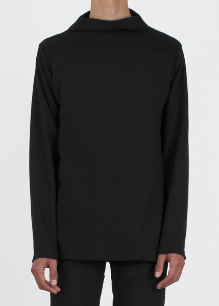 diversion sweatshirt - black