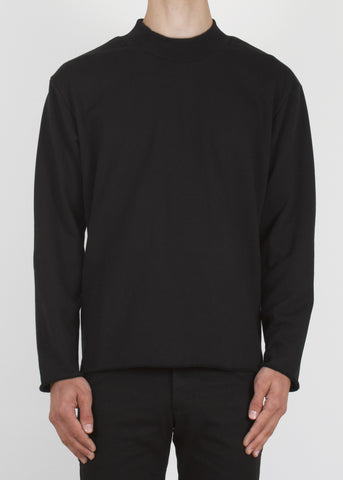 drive sweatshirt - black