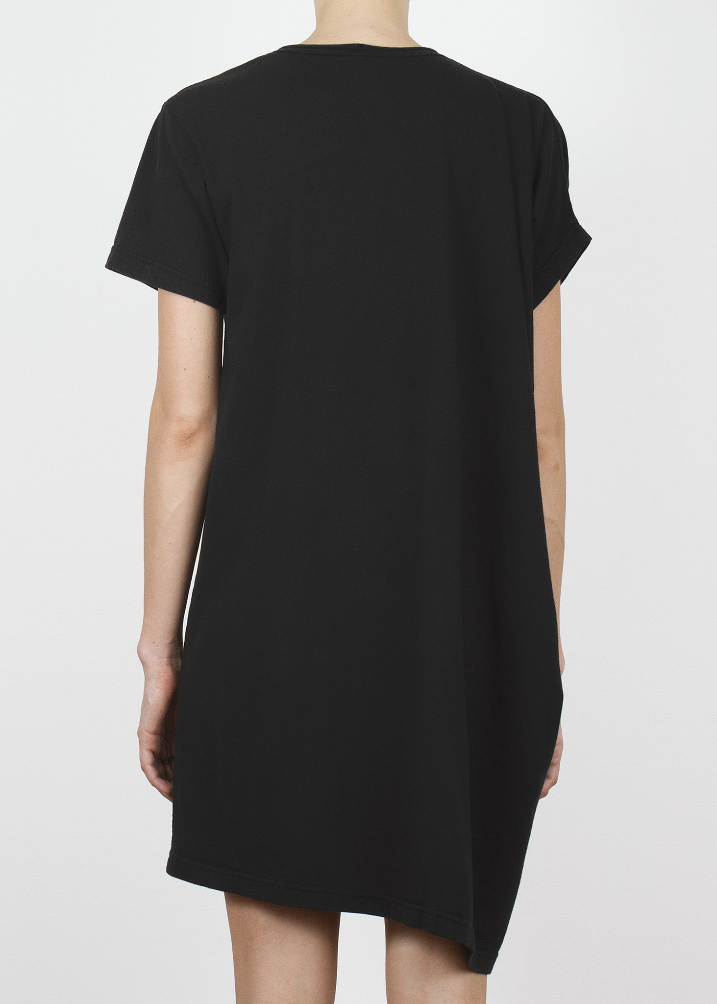 ebb tunic - black