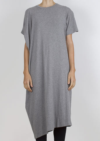 erudite dress - grey