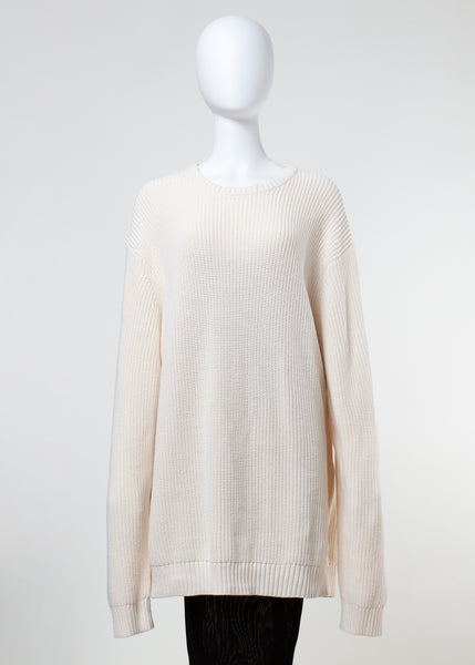 heap sweater - ecru