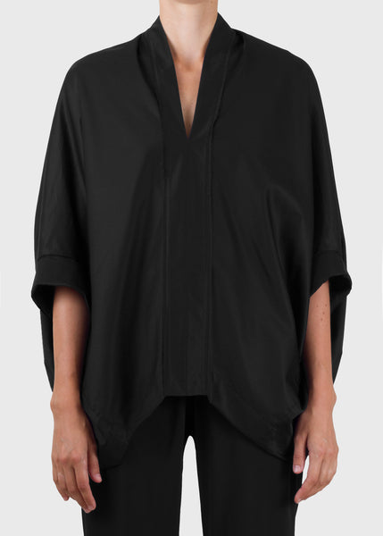 hex top - black