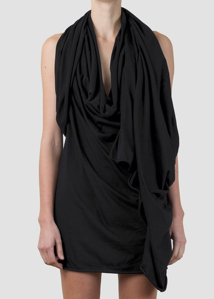 junction dress - black