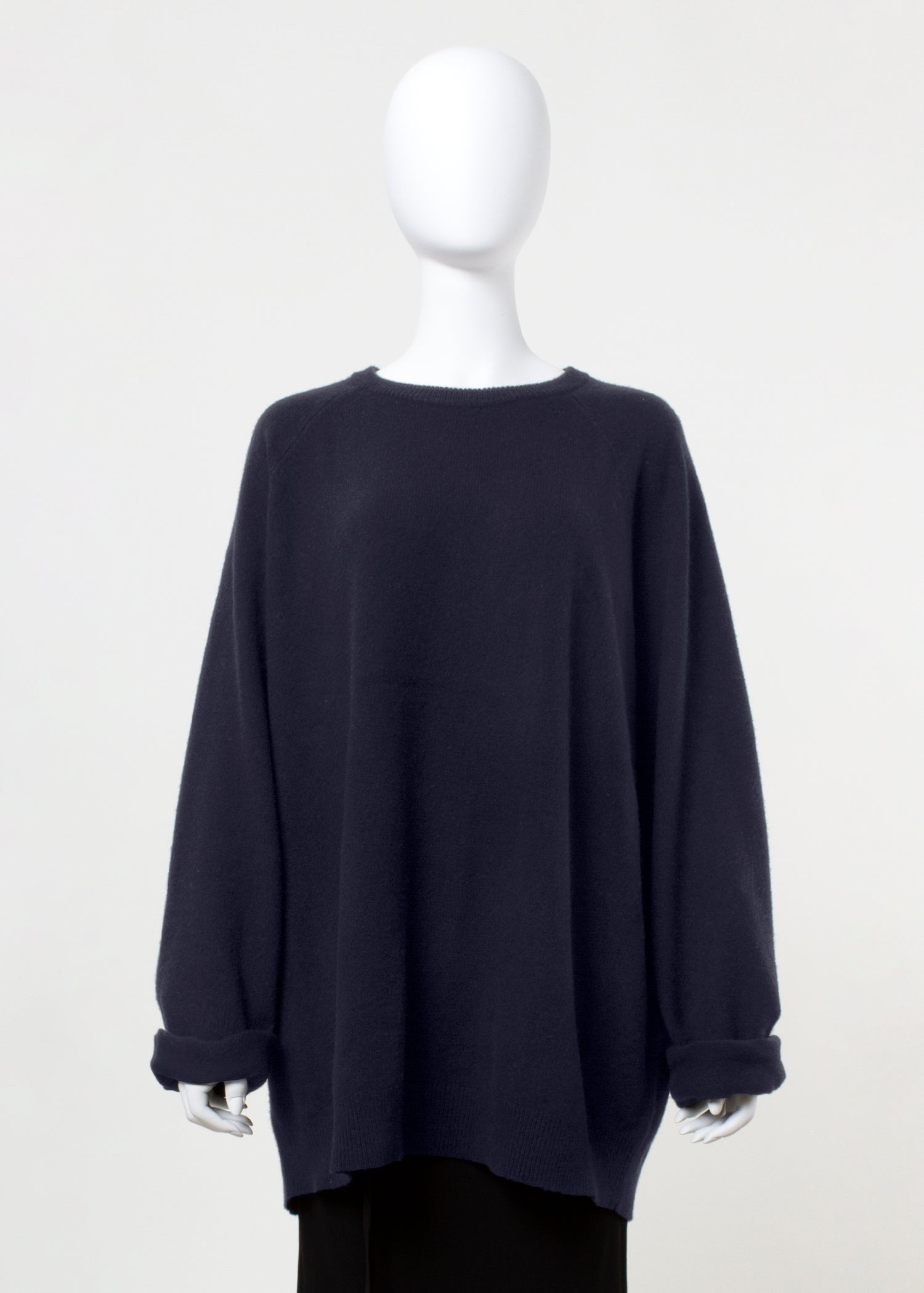 latch sweater - navy