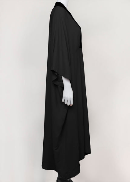 lito dress - black