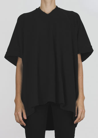 mark tunic - black