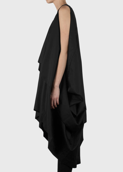 mass dress - black