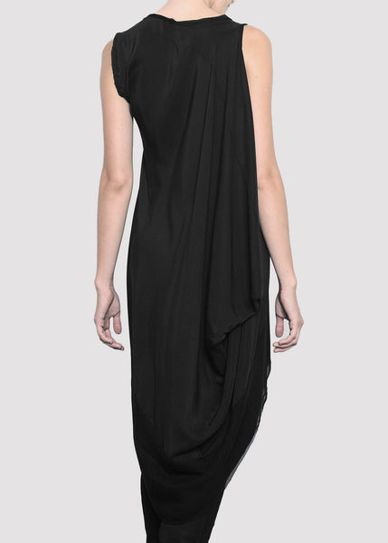 murmur dress - black
