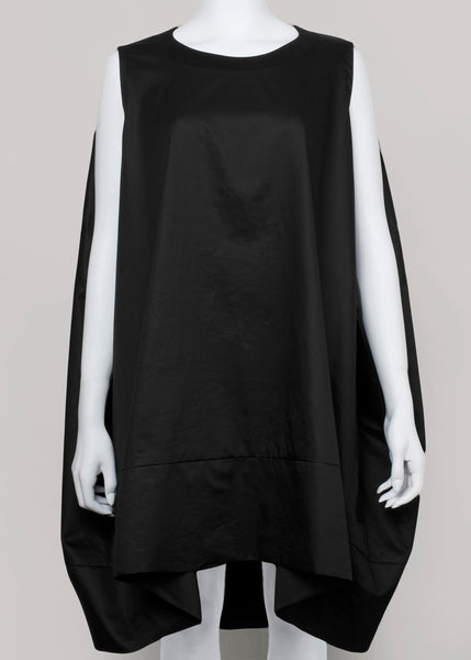 nod dress - black