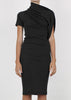 penn dress - black