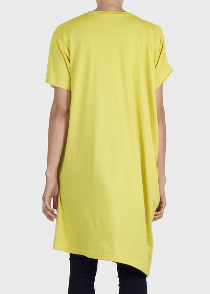 spread tunic - yellow