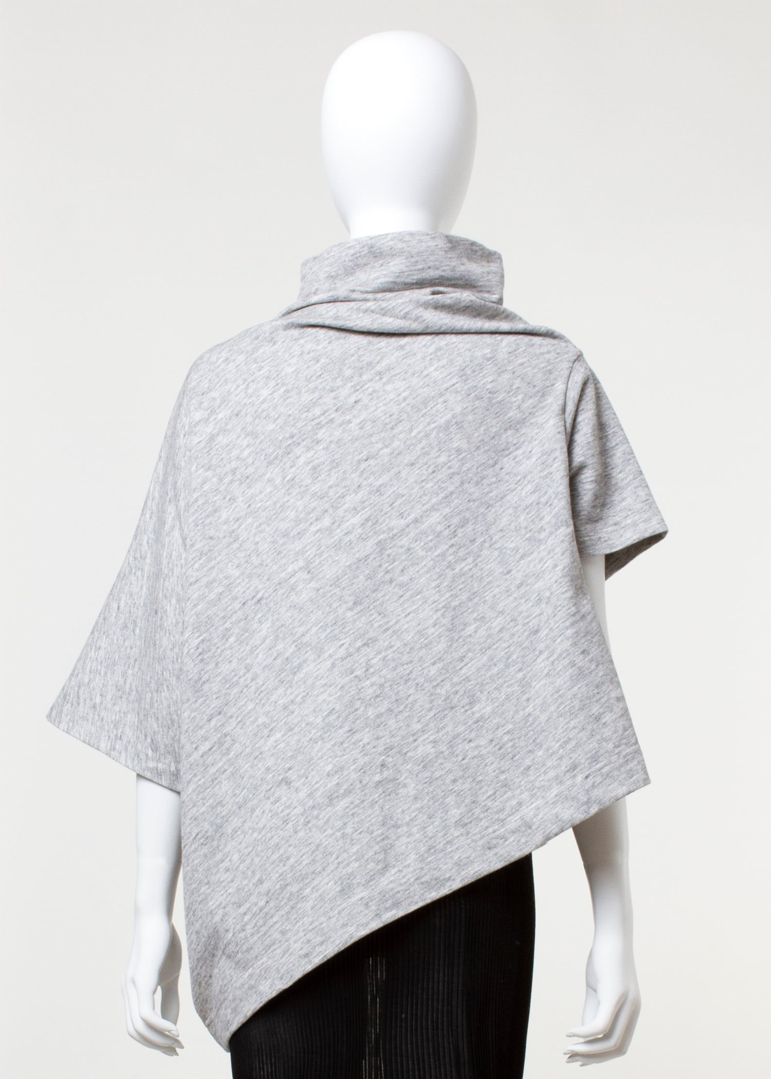 stack sweatshirt - grey heather