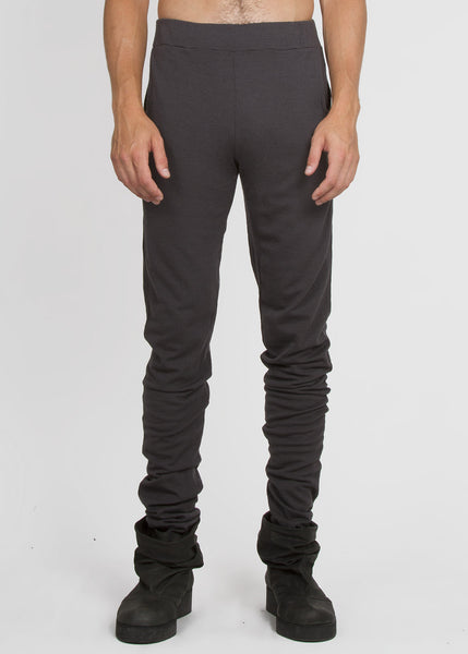 tall sweats - grey