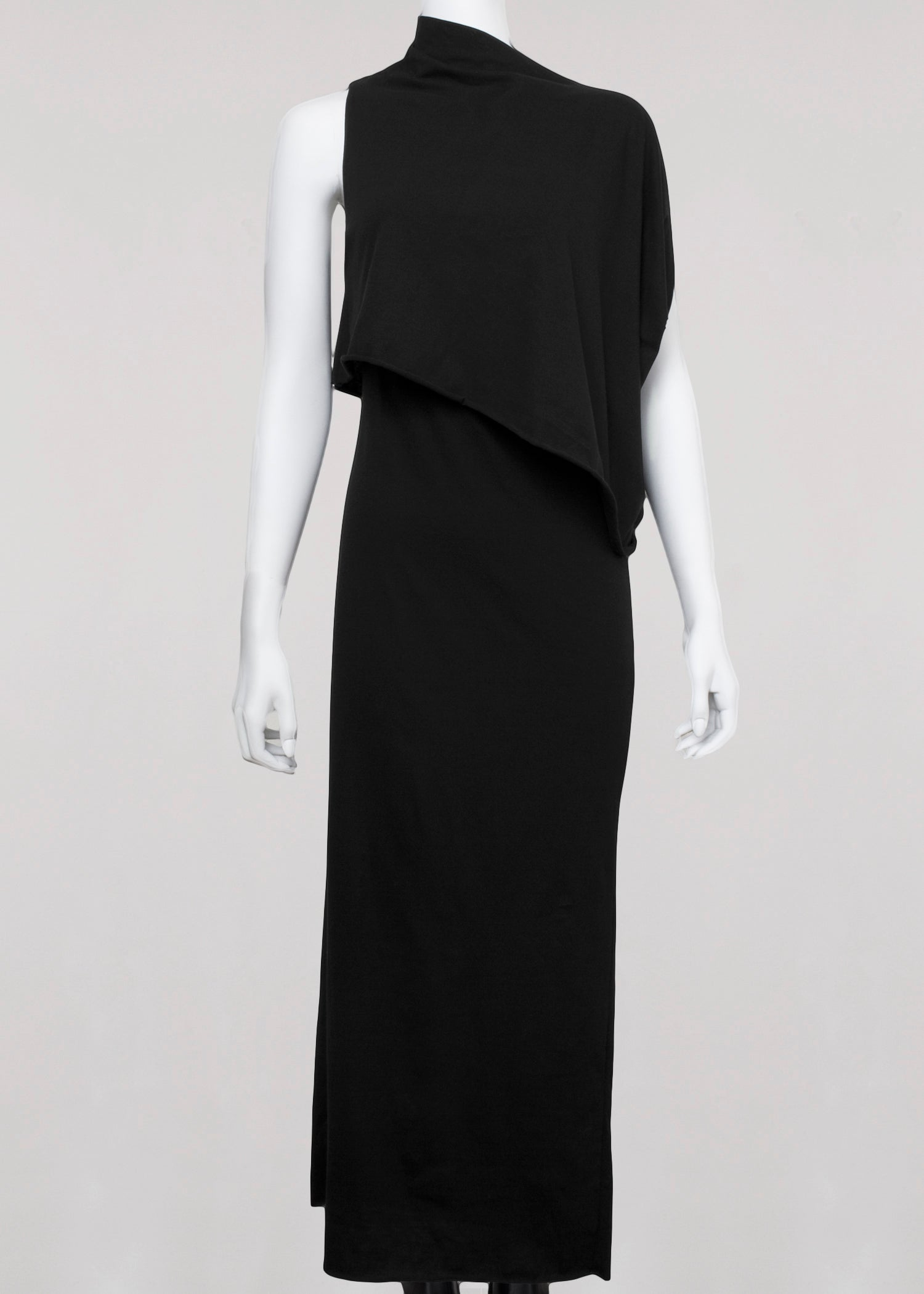 terrace dress - black