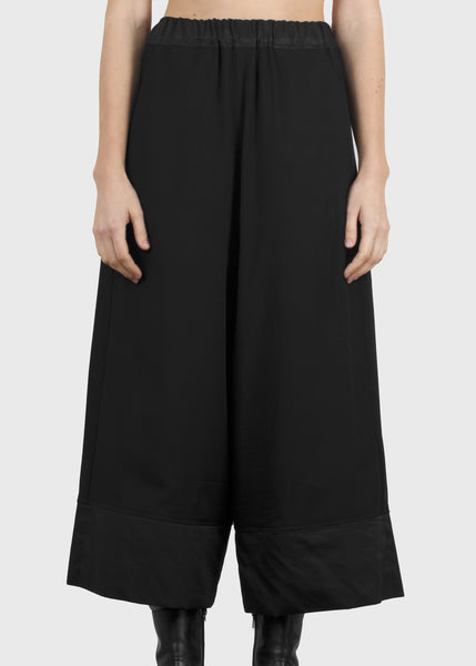 toll pants - black