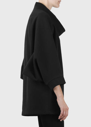 torrent tunic - black