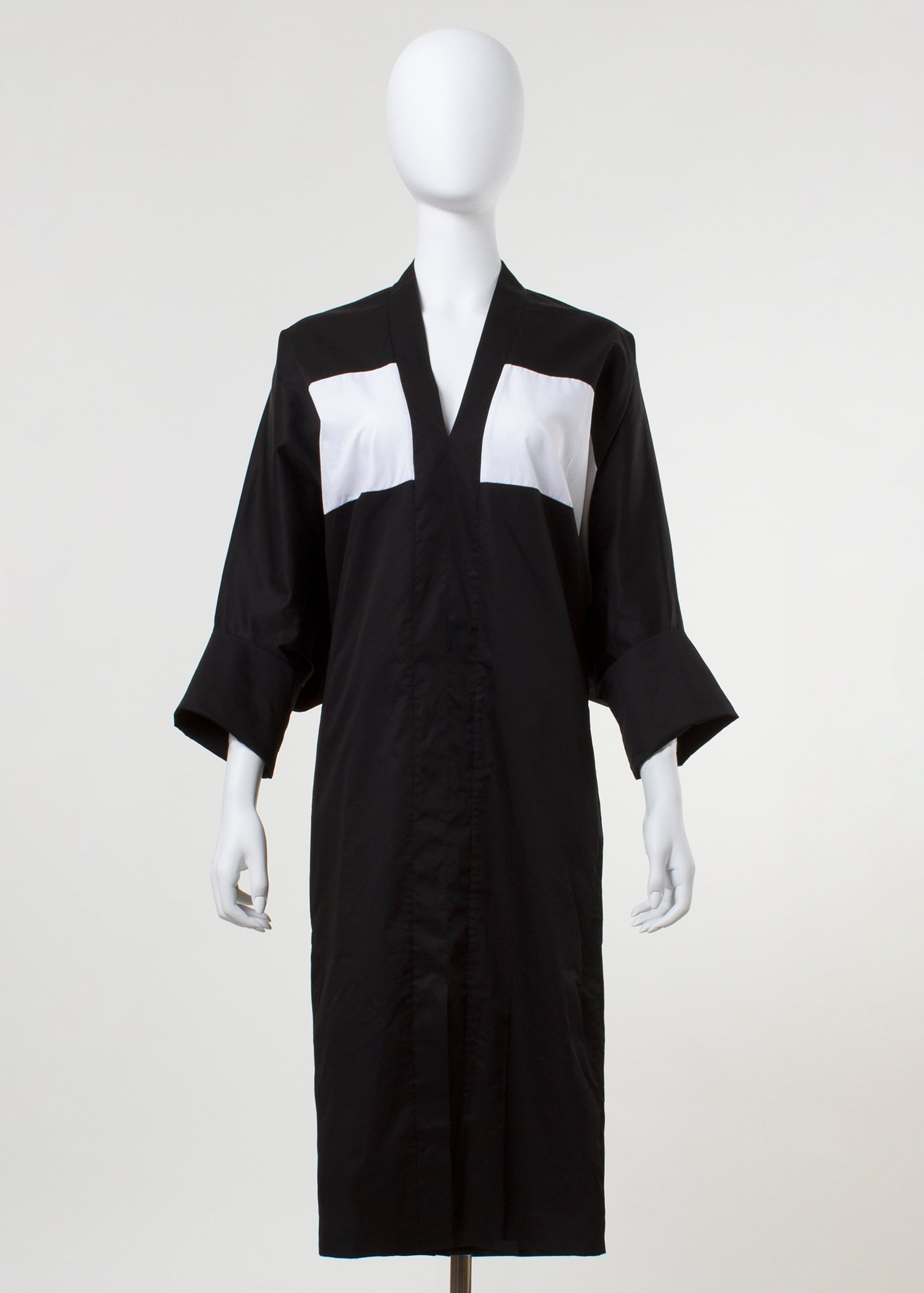 tower dress - black