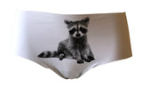 Seamless - baby raccoon!