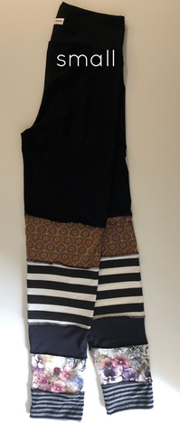 One of a Kind bamboo leggings S