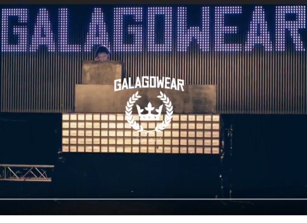 Video from Galagowear 10year Party!