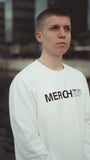 Merch - Sweatshirt - White