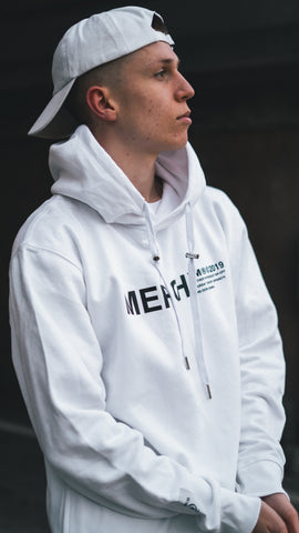 Merch - Hood - White