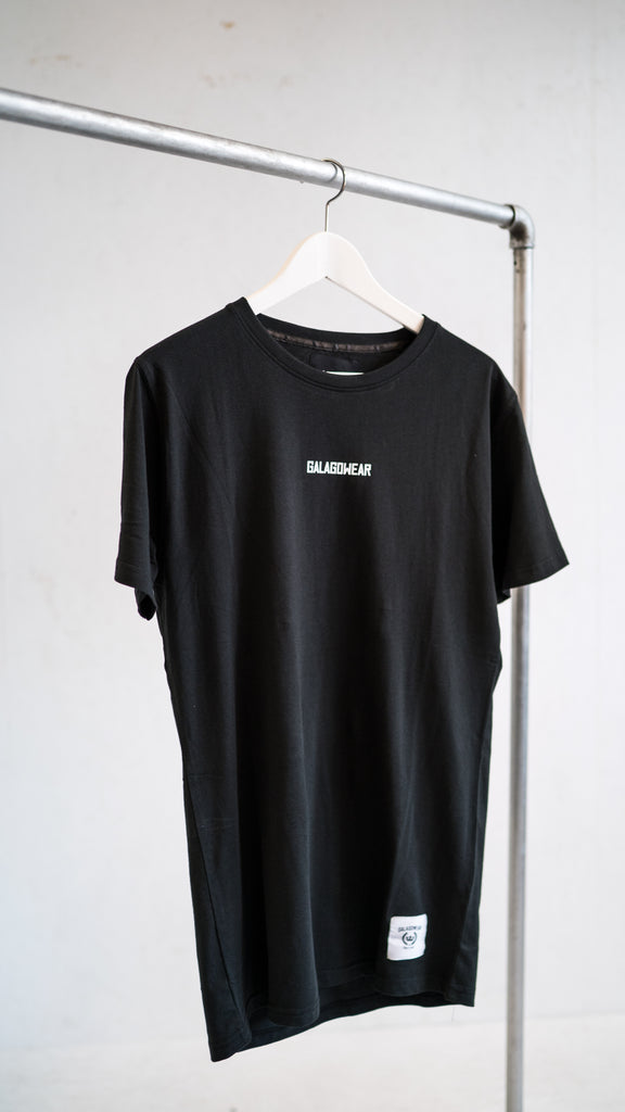 Tee mini logo - black