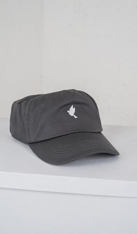 Soft sport cap - grey