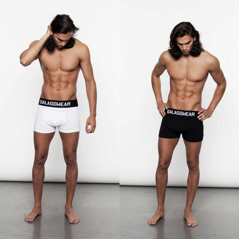 Underwear - black/white