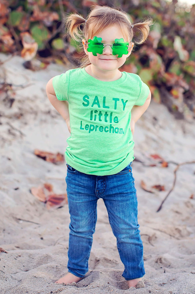 Salty Little Leprechaun