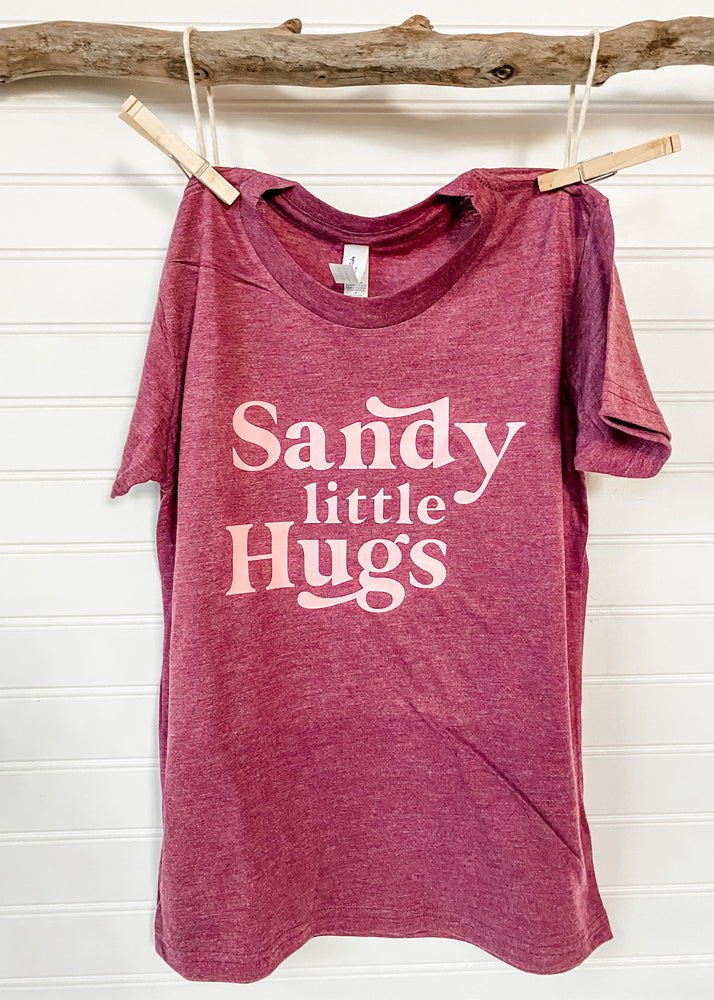 Sandy Little Hugs