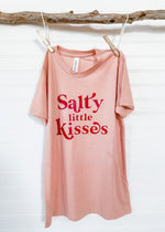 Salty Little Kisses