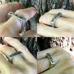 Canadian, local, handmade jewellery and commissioned wedding band and engagement rings By ZEALmetal in Kingston, ON
